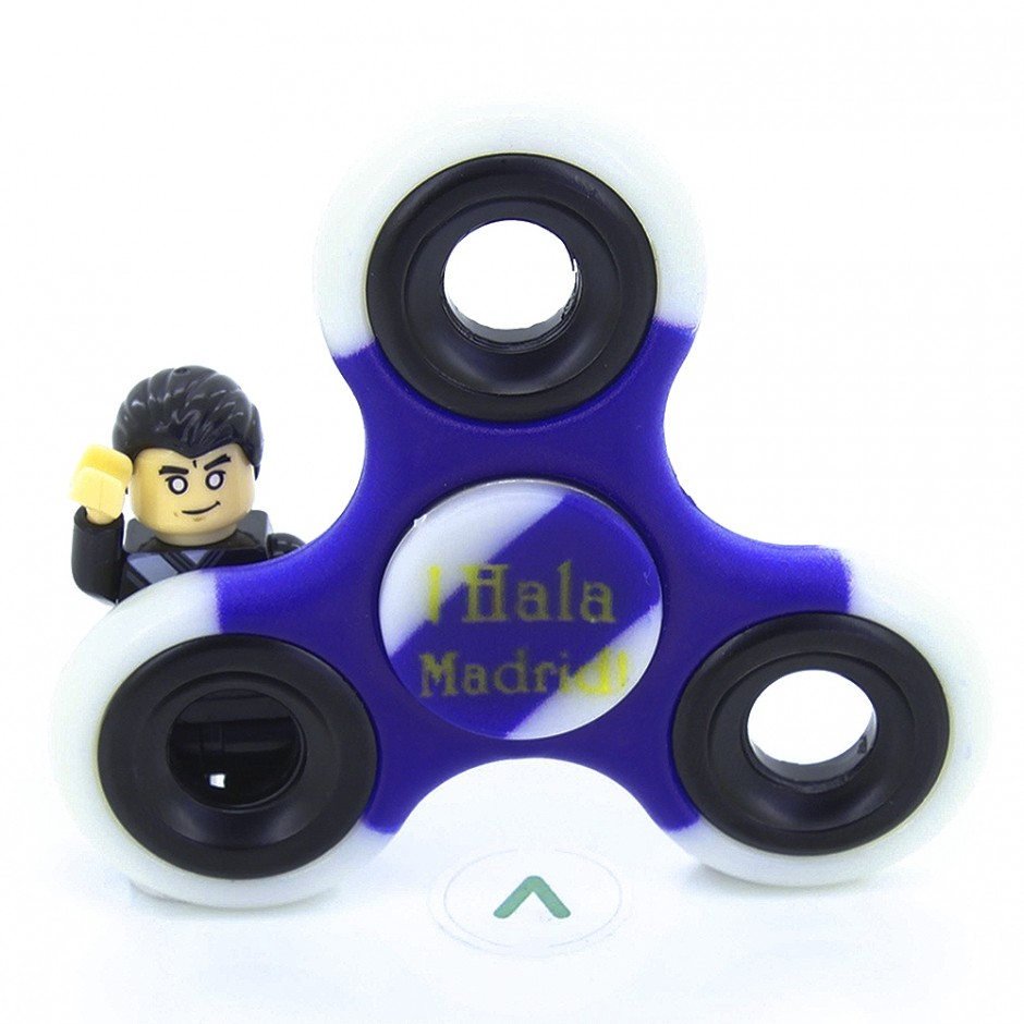 TRI SPINNER 608Z R. MADRID
